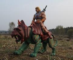 Filmation He-Man (rodstoybox) Tags: filmation heman mastersoftheuniverse battlecat eternia mattel toys