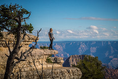 Grand Canyon Pose (Brad Prudhon) Tags: 2018 arizona fredonianationalpark grandcanyon northrim october scenic