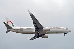 RAM Royal Air Maroc CN-RGH Boeing 737-86N Winglets cn/36828-3850 @ LFPO / ORY 22-03-2015 (Nabil Molinari Photography) Tags: ram royal air maroc cnrgh boeing 73786n winglets cn368283850 lfpo ory 22032015