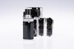 07 - 1968 Nikon F Photomic FTN (NEX69) Tags: 1968 nikonfphotomicftn kleinbildkamerach classiccamera