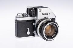 02 - 1968 Nikon F Photomic FTN (NEX69) Tags: 1968 nikonfphotomicftn kleinbildkamerach classiccamera