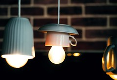 two white pendant lamps view - Credit to https://myfriendscoffee.com/ (John Beans) Tags: coffee cafe coffeebeans shopbeans espresso coffeecup cup drink cappucino latte