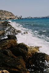 (╰☆Kristen) Tags: alicante spain españa mediterranean costablanca nikon nikond3300 nikonphotography europe travel landscape water ocean