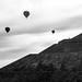 Hot Air Balloons at Teotihuacan