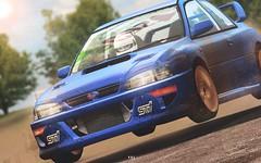 SUBARU 22b (KNZ) Tags: subaru rally 22b liveforspeed lfs live for speed race dirt knz