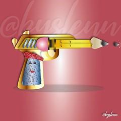 LAPIZtola.. .Menos balas ❌🔫 . Más arte ✔️🎨️ . #lapiztola #lapiz #pistola #arte #ilustracion #creativo #unicas #byslenn #caracas #venezuela #2019 (byslenn) Tags: ilustracion byslenn 2019 lapiz unicas creativo lapiztola pistola caracas arte venezuela