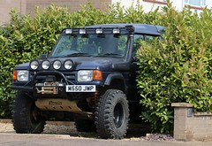 M550 JWP (Nivek.Old.Gold) Tags: 1994 land rover discovery v8i auto 5door 3947cc