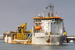 Willem De Vlamingh 9573074_E5A3526 (Jonathan Irwin Photography) Tags: named after famous dutch explorer willem de vlamingh 9573074 sets sail from deep water berth hartlepool valetta 18042019