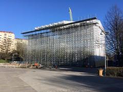 Johanneberg (rotabaga) Tags: sverige sweden göteborg gothenburg iphone architecture building johanneberg chalmers