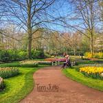 Happy Easter, Keukenhof Gardens, Netherlands - 2490 thumbnail