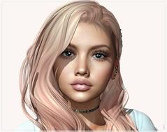 You Should See Me In A Crown (Lexi★Morgan) Tags: leximorgan stellar magika genus kibitz nerido aviglam swallow secondlife avatar meshhead headshot princess