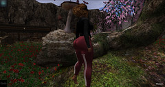 DarkFire Clara Leggings & .EscalateD. Rotten Egg Hunt (♥Miss Lady Fifooo♥) Tags: hair mesh hunt second life sl secondlife belleza genus head bento classic darkfire escalated