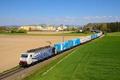 189 917 (139 310) Tags: lokomotion tfz 189917 189 evu stec41857 tec zugnummer kbs140 np kbs österreich pyhrnbahn ansfelden oberösterreich
