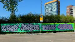 Skatezone - Meanr-Iekon (oerendhard1) Tags: graffiti streetart urban art rotterdam oerendhard skatezone meanr iekon