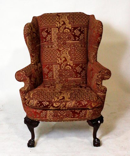 Southwood Wingback Chair ($504.00)
