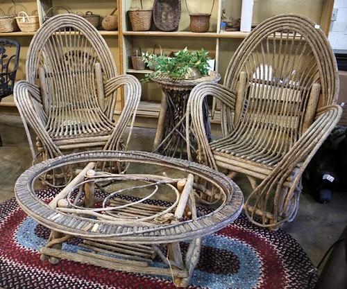 Twig Furniture set ($571.20)