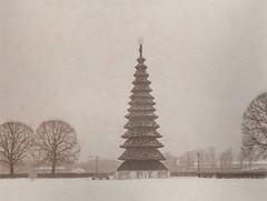St Petersburg (justin.syndercombe) Tags: film filmisnotdead lith ilford warmtone stpetersburg christmas snow darkroom kodak retinaiiic