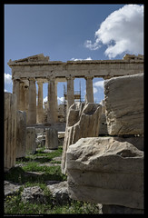 Athens, Partenon (Quim Berenguer) Tags: greece athens ruins ancient partenon photo