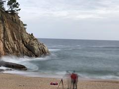 Tossa de Mar (Girona / Catalonia) (FABIÀ) Tags: landscape silkeffect mediterraneansea marmediterrani tossademar costabrava girona catalonia iphonexdualcamera iphonex apple