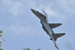 Lima19 - 20 (coopertje) Tags: malaysia pulau langkawi lima airshow aircraft sukhoi su30mk flanker jet fighter tudm malaysian air force