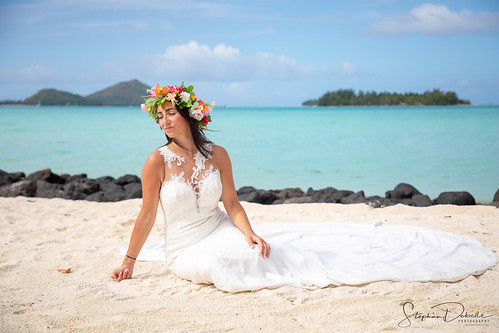 Manon & Maxime - The Pearl Beach Bora Bora