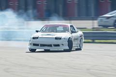 DSC_0896 (Find The Apex) Tags: nolamotorsportspark nodrft drifting drift cars automotive automotivephotography nikon d800 nikond800 nissan 240sx nissan240sx s13