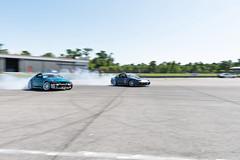 DSC_1570 (Find The Apex) Tags: nolamotorsportspark nodrft drifting drift cars automotive automotivephotography nikon d800 nikond800 nissan 350z nissan350z z33 nismo tandemdrift tandem tandemdrifting tandembattle