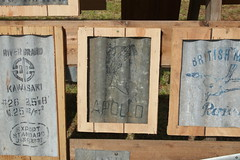 Apollo (Runabout63) Tags: apollo galvanized iron trademark murraybridge