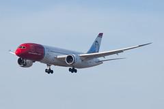 Norwegian Air Shuttle Boeing 787-8 LN-LNG (jbp274) Tags: lax klax airport airplanes norwegianairshuttle norwegianlonghaul dy du boeing 787 dreamliner