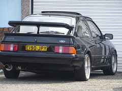 1987 Ford Sierra RS 500 Cosworth (Neil's classics) Tags: vehicle 1987 ford sierra rs500 cosworth car