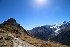 Languard und Berninamassiv (begumidast) Tags: paradieshütte engadin graubünden schweiz switzerland alps swissalps mountain berge blue begumidast canoneos5dmarkiii ef24105mmf4lisusm glacier gletscher morteratsch