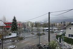 Snow in April @ Annecy-le-Vieux (*_*) Tags: april spring printemps 2019 europe france hautesavoie 74 annecy annecylevieux savoie snow neige