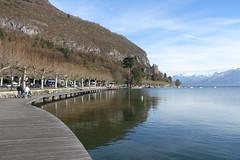 Boardwalk @ Lake Annecy @ Petit Port @ Annecy-le-Vieux (*_*) Tags: april spring printemps 2019 europe france hautesavoie 74 annecy annecylevieux savoie lakeannecy lacdannecy lac lake petitport