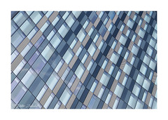 A Mancunian Abstract (PeteZab) Tags: building modern contemporary blocks glass window pattern abstract architecture peterzabulis petezab diagonal