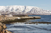 Village Hauganes in april (joningic) Tags: eyjafjörður eyjafjordur hauganes nature northiceland landscape iceland boat mountains mountain april 2019 winter spring sea