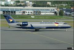 Bombardier CRJ-200PF, West Air Sweden, SE-RIF (OlivierBo35) Tags: spotting spotter tromso norvege tos entc serif bombardier crj200 westair sweden