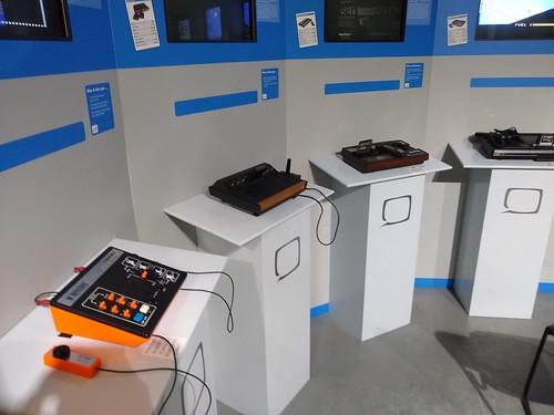 Binatone TV games console
