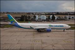 F-ORLY Airbus A330-323 Air Caraibes (elevationair ✈) Tags: ory lfpo paris france parisorly europe dull coudy avgeek aviation airplane plane aircraft airbus longhaul widebody aircaraibes airbusa330323 a330 a333 forly