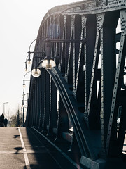 2019-04-18-082523 (Schmidtze) Tags: architektur berlin berlinpankow bornholmerbrücke bornholmerstrase bridge brücke bösebrücke farbe gegenlicht olympusem1markii olympusm12100mmf40 prenzlauerberg stadt strase menschenleer deutschland