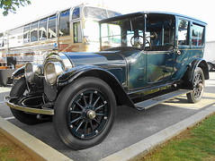 1924 Locomobile Model 48 Open Drive Limousine (splattergraphics) Tags: 1924 locomobile model48 opendrive limousine limo carshow aaca aacaeasterndivisionfallmeet antiqueautomobileclubofamerica hersheypa