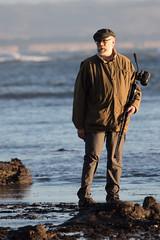 IMG_7531 (armadil) Tags: mavericks beach beaches californiabeaches us onthebeach dog whitedog pyreneesdog