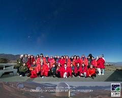 16 April 2019 (Earth & Sky NZ) Tags: aoraki aorakimackenzieinternationaldarkskyreserve darkskyreserve earthandsky group groupphoto ida internationaldarkskyassociation josephpooley laketekapo mackenzie mackenziebasin mtjohn mtjohnobservatory nz newzealand starlightreserve tekapo universityofcanterbury universityofcanterburymtjohnobservatory astronomy astrophotography observatory people sky stargazing chinese