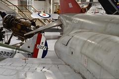 McDonnell Douglas Phantom II FGR2 (XV424) (Bri_J) Tags: rafmuseum hendon london uk museum airmuseum aviationmuseum nikon d7500 jet fighter mcdonnelldouglas phantomii fgr2 xv424 phantom coldwar raf