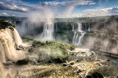 Iguaçu Falls - Foz do Iguaçu - Paraná - Brazil ( Gabriel Franceschi®) Tags: gabriel franceschi nikon d300s sigma 1755mm f28 hsm foz do iguaçu falls cataratas high dynamic range hdr