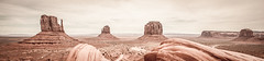 THE Classic Monument Valley Shot (RoamingTogether) Tags: 70200vrii arizona eastmittenbutte elephantbutte merrickbutte monumentvalley nikon nikon7020028 nikond700 spearheadmesa taylorrock themittens utah westmittenbutte