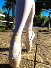 DSCF1533 (ph.aprils) Tags: museum tigre argentina ballet dance dream life girl colors photo aesthetic ballerina cold water nature feet pointe shoes inspiration sport