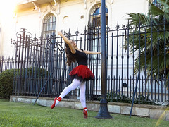 DSCF1573 (ph.aprils) Tags: museum tigre argentina ballet dance dream life girl colors photo aesthetic ballerina cold water nature feet pointe shoes inspiration sport