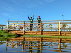 Pedal de hoje do Grupo de Trilhas Lobo Guará#trilha #aventura #mountainbiker #bike #mountainbike #bicicleta #mtblife #mtbbrasil #mountainbiking #clicknabike #gtloboguará #mtb #mtbfeira  #trial #temlobonatrilha