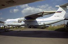 RA-76529 - Moscow Zhukovsky (ZHU) 17.08.2001 (Jakob_DK) Tags: aeroflot il76 il76ll4 ilyushin ilyushinil76 il76candid ilyushin76 ilyushin76ll4 ilyushinil76ll4 cargo uubw zia moscowzhukovsky zhukovskyinternationalairport gromov gromovflightresearchinstitute 2001 ra76529