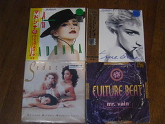 Rare joints (Billy Danze.) Tags: record store day 2019 recordstoreday madonna culture beat mr vain seduction vinyl collection